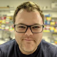 Headshot of Calvin Olsen