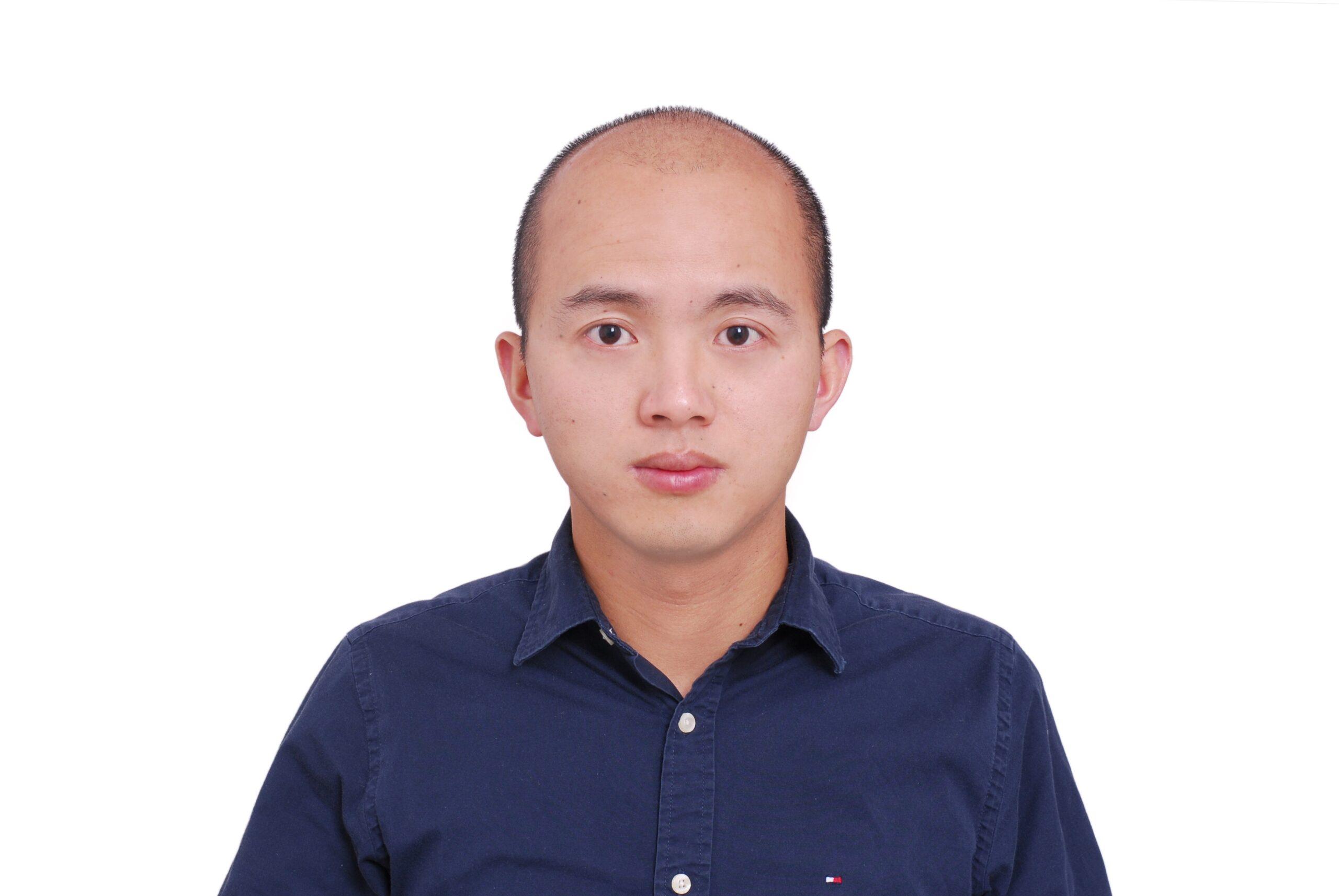 Headshot of Chao Liu