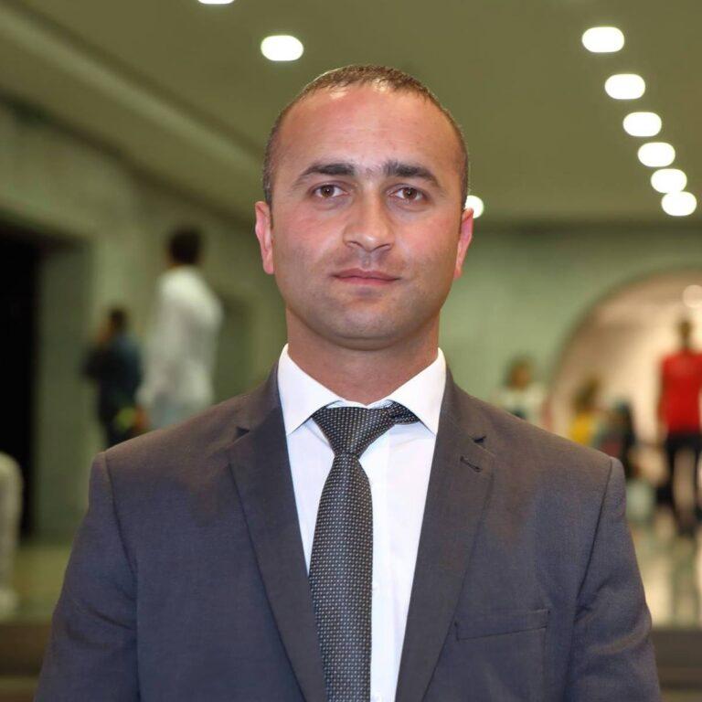 Headshot of Gevorg Vardanyan