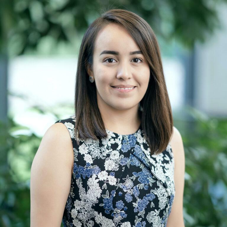 Headshot of Patricia Sanchez Ramirez
