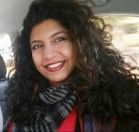 Headshot of Tharaa Bayazid