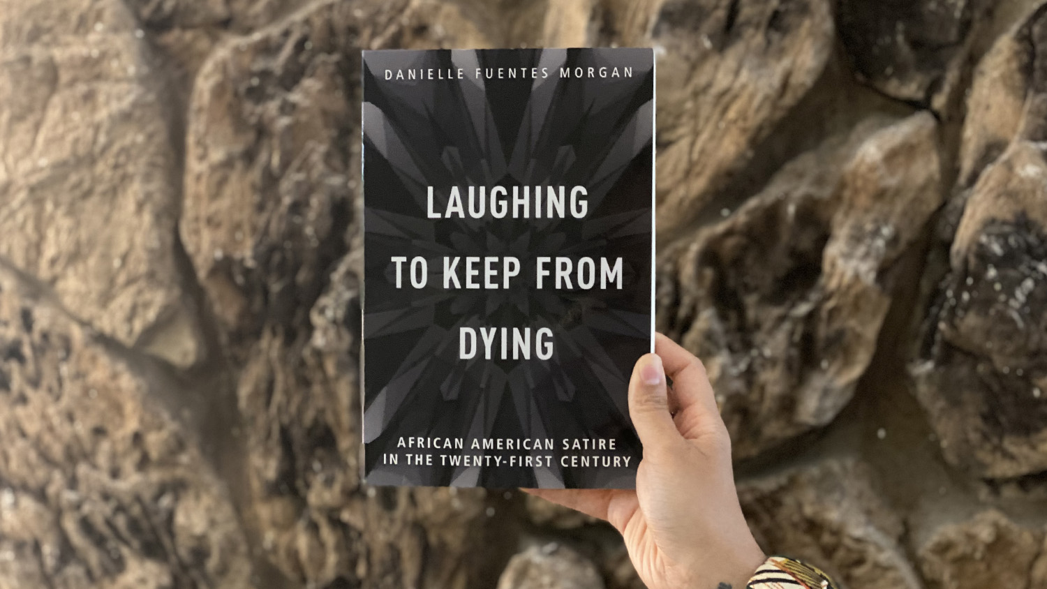 "cover of ""Laughing to Keep From Dying"""