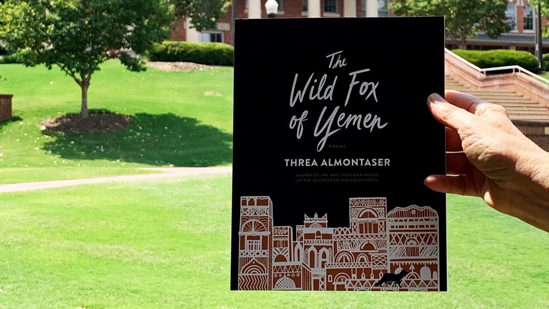 """cover of """"The Wild Fox of Yemen"""""""