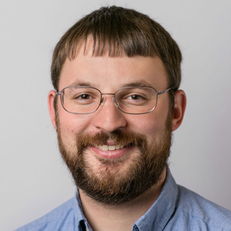 Headshot of Ben Bryan